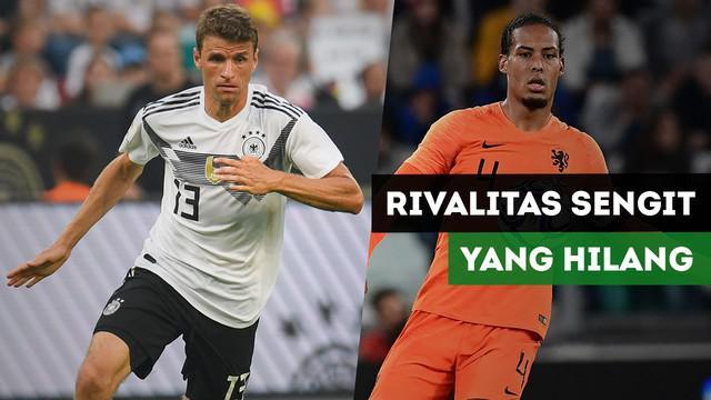 Berita video 5 rivalitas sengit yang tidak bertemu di Piala Dunia Rusia 2018.