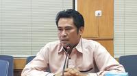 Kepala SMA Taruna Indonesia Palembang Tarmizi Endrianto (Liputan6.com / Nefri Inge)