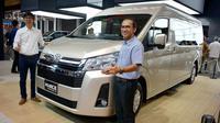 Toyota Hadirkan HiAce Mewah di Indonesia (TAM)