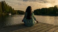 Ilustrasi meditasi (dok. Pixabay.com/Putu Elmira)