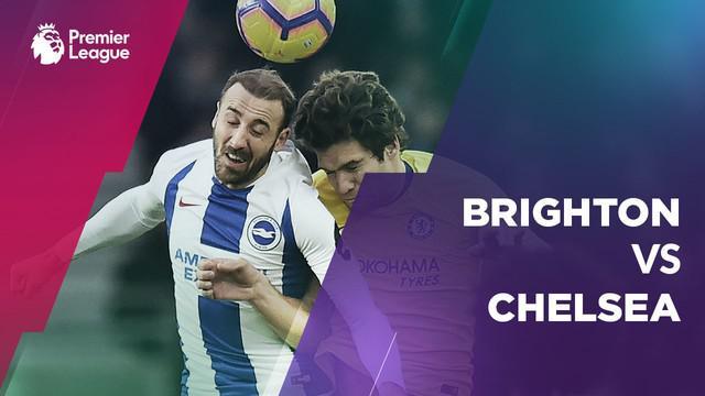 Berita video statistik Chelsea menaklukkan Brighton & Hove Albion 2-1 pada lanjutan Liga Inggris di American Express Community Stadium, Minggu (16/12/2018)
