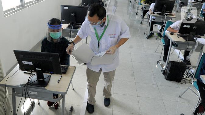 Positif Covid-19, 4 Calon Mahasiswa di Kendari Gagal Ikut UTBK