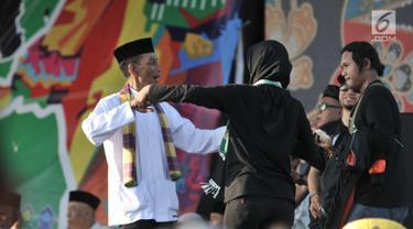 Lebaran Betawi, Ribuan Warga DKI Penuhi Monas