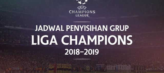 Berita video jadwal Liga Champions 2018-2019 matchday 1. Real Madrid hadapi AS Roma, Juventus tantang Valencia.