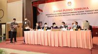 Komisi Pemilihan Umum (KPU) Kota Depok menetapkan Mohammad Idris-Imam Budi Hartono sebagai wali kota dan wakil wali kota Depok terpilih 2020-2026.