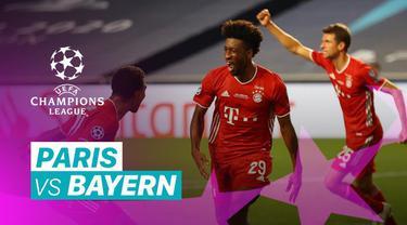 Berita video beragam peluang yang tercipta dan gol Kingsley Coman ketika menaklukkan PSG 1-0 pada partai final Liga Champions 2019/2020, Senin (24/8/2020) dinihari WIB.