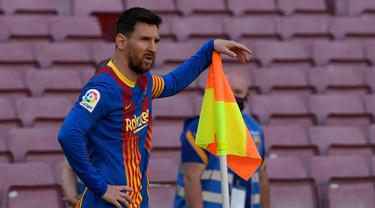 FOTO: 5 Pemain Elit Eropa yang Siap Bergabung usai Manchester City Raih Gelar Liga Inggris, dari Lionel Messi hingga Harry Kane