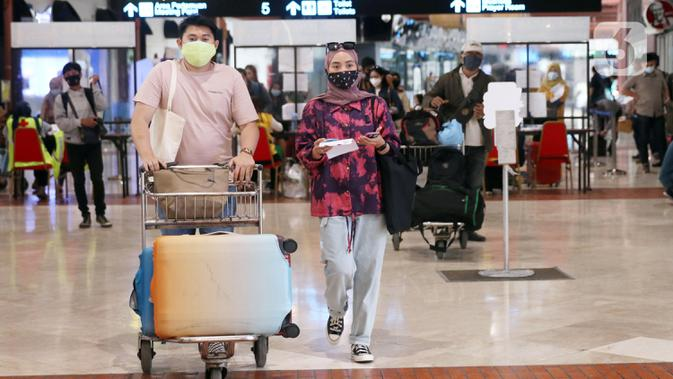 Otoritas Perketat Akses Masuk Bandara Soetta