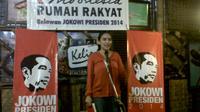 Meski tidak menyebut nama secara langsung, sentilan itu bisa dipastikan ditujukan ke capres Gerindra, Prabowo Subianto.