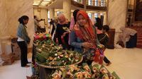 Green Peace Indonesia menyelenggarakan acara buka puasa dengan konsep Eco Iftar di Masjid Agung Trans Studio Bandung. (Dok. Greenpeace Indonesia)