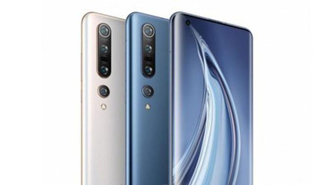 Review Xiaomi Mi 10 Pro. (Doc: Xiaomi)