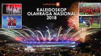 Kaleidoskop Olahraga Nasional 2018