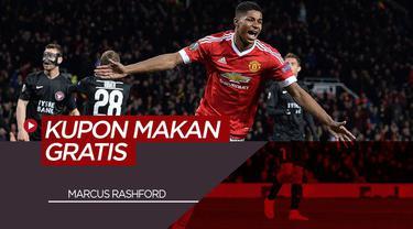Berita Video Pemain Manchester United, Marcus Rashford Dukung Pemerintah Inggris Bagi Kupon Makan Gratis