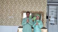 Zaskia Gotik Tengah Hamil Anak Pertama. (Sumber: Instagram.com/sirajuddinmahmudsabang)