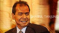 Ilustrasi Chairul Tanjung (Liputan6.com/Johan Fatzry)