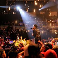 Sajikan lagu-lagu terbaik di era 90 hingga 2000an, NOAH bangkitkan kenangan di Malam Puncak HUT 26 SCTV. (Adrian Putra/Bintang.com)