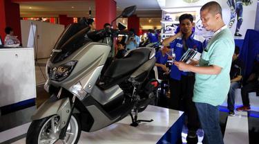 Ratusan Motor Yamaha Terjual di IIMS, NMax Paling Dicari