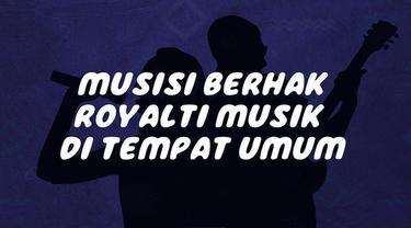 Setelah penantian panjang, musisi Indonesia akhirnya bisa bernafas lega.