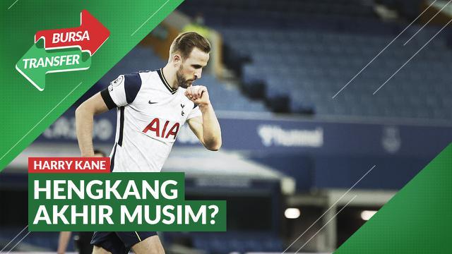 Mulai Bosan di Tottenham Hotspur, Harry Kane Diyakini Akan Hengkang Akhir Musim