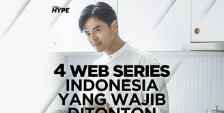 Empat web series lokal ini enggak kalah seru dan memiliki alur yang segar dari drama Korea, lho! Apa saja? Yuk, tonton video di atas!