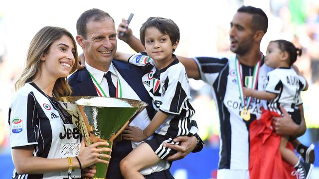 Raih Scudetto, Juventus Buat Warga Turin Berpesta