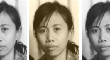 Wajah Bahagia Keluarga TKI Masamah Yang Bebas Dari Hukuman Mati di Arab Saudi