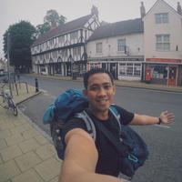 Tips solo travel ala Arif Rahman. (arievrahman/Instagram)
