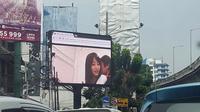 Kasumi Kato dalam sebuah video mesum dari film panas yang sempat tayang di Jakarta. (Twitter)