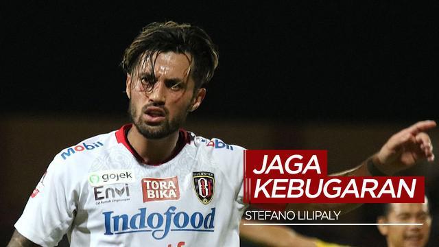 Berita Video, Pemain Bali United, Stefano Lilipaly Jaga Kebugaran dengan Berlatih Tinju