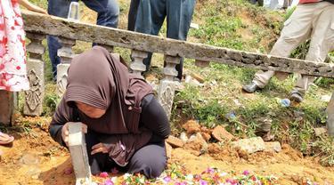 Jenazah Suami Istri Korban Jatuhnya Lion Air akan Dimakamkan Berdampingan