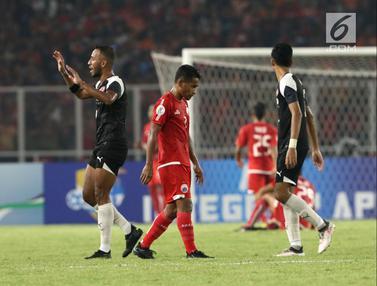 Babak Pertama Lawan Home United, Persija Tertinggal 1-3