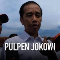 Warganet membeberkan jenis pulpen yang dipakai Jokowi saat debat capres.
