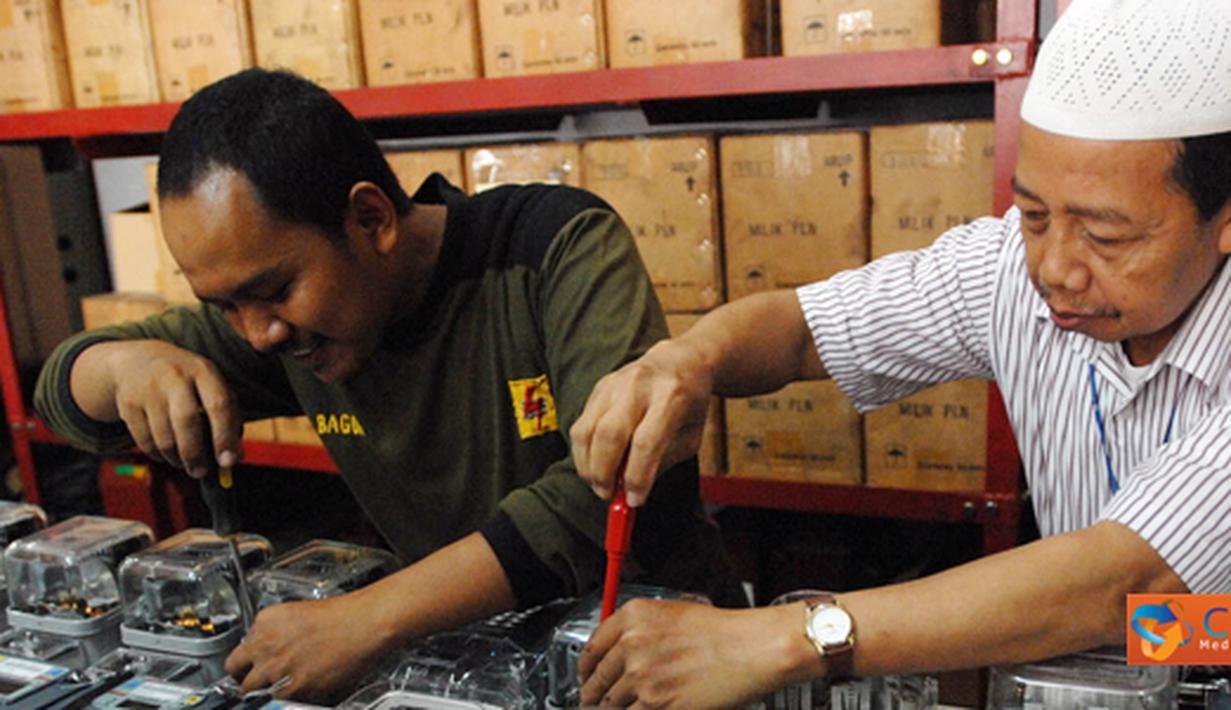 Citizen6, Jakarta: Tujuan program ini adalah untuk meningkatkan dan menjaga akurasi pengukuran pemakaian listrik oleh pelanggan sehingga mendukung bisnis yang fair antara PLN dengan pelanggan. (Pengirim: Agus Trimukti)