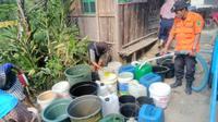 Sebanyak 39 desa di 12 kecamatan wilayah Banjarnegara diperkirakan akan mengalami krisis air bersih pada 2019. (Foto: Liputan6.com/BPBD BNA/Muhamad Ridlo)