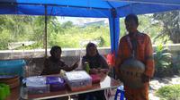 Warung Tionghoa Muslim di Jakarta Jual Makanan Hanya Rp 3 Ribu, bisa juga gratis. (Liputan6.com/Ady Anugrahadi)