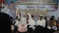Habib Luthfi bin Yahya Pekalongan (Liputan6.com / Fajar Eko Nugroho)