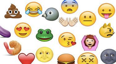 Emoji Diklaim Sebagai Pengganti Bahasa Slang Internet
