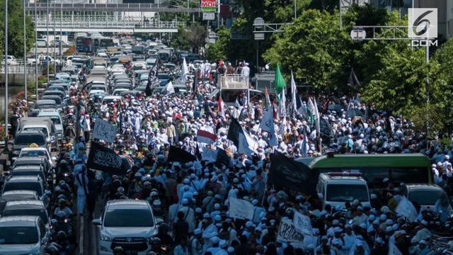 Polda Metro Jaya menyiapkan pengalihan lalu lintas kendara saat aksi 28 Juli yang memprotes terbitnya Perppu Nomor 2 Tahun 2017