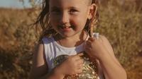 Cleo Smith telah hilang dari perkemahan pantai sejak Sabtu (Western Australia Police Force).