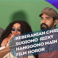Bintangi Film Sabrina, Chistian Sugiono-Rizky Hanggono Ketakutan Saat Syuting Film Horor.