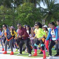 Dari Bangka Belitung hingga Papua Barat, lebih dari 600 instruktur berkumpul untuk ZIN Volume di Indonesia. (OCCAM).