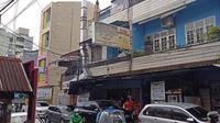 Rumah makan langganan Gubernur Sulsel Nurdin Abdullah yang ditangkap oleh KPK. (Foto: Liputan6.com/Fauzan)