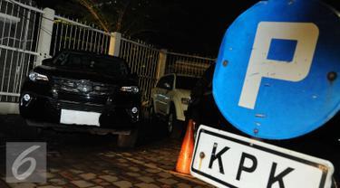 20161214- Ini Mobil Hasil OTT Oknum Pejabat Bakamla-Jakarta-Helmi Afandi