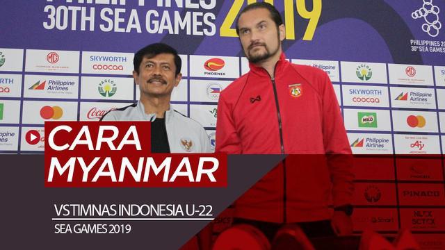 Berita video cara Myanmar saat menghadapi Timnas Indonesia U-22 pada semifinal sepak bola putra SEA Games 2019.