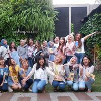 Tidak sekadar mengulas, Bandung Beauty Blogger ingin calon konsumen lebih cerdas sebelum membeli. (Sumber foto: dok. pribadi)