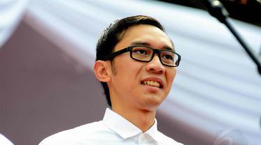 Ada Ibas Berseragam Garuda di Kampanye Prabowo-Hatta