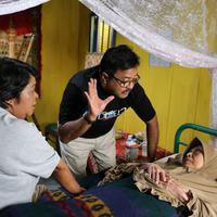 Aminah Cendrakasih Syuting Si Doel The Movie 2