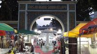 Suasana Ramadan di Masjid Sunda Kelapa, Menteng, Jakarta Pusat (Liputan6.com/Komarudin)