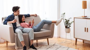 Paket Akrab XL, paket internet untuk keluarga. Kuota besar bisa dibagi-bagi bersama keluarga dan kerabat.