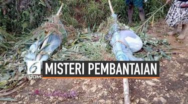 Akibat dendam antarsuku yang terjadi di Papua Nugini, 18 orang yang terdiri dari wanita dan anak-anak dibantai. Pihak militer langsung diturunkan ke lokasi kejadian.